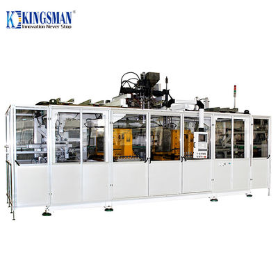 Fully Automatic Blow Moulding Machine , PET Bottle Blow Molding Machine