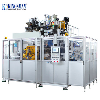 Electrical Extrusion Blow Molding Machine ,  PE PP Bottle Making Machine