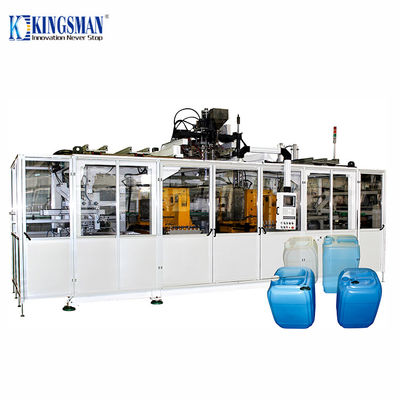 High Speed HDPE Blow Moulding Machine , Extrusion Blow Molding Machine