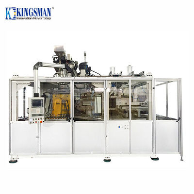 Automatic Extrusion Blow Molding Machine 6.1*6.4*3.6M Low Power Consumption