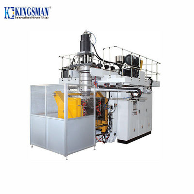 380V - 440V HDPE Blow Moulding Machine 58KW Average Energy Consumption