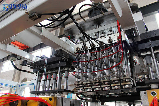 55KW HDPE Blow Moulding Machine Gripper / Servo Gripper For Bottle Take Out