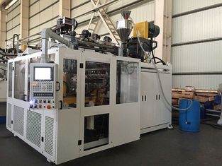5L HDPE Bottle Blow Molding Machine 4.8M x 4.4M x 2.6M Low Power Consumption