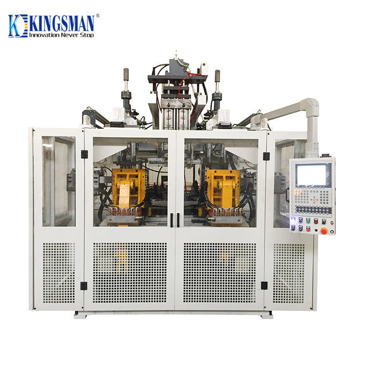 380V - 440V Fully Automatic Blow Molding Machine 55KW Low Power Consumption