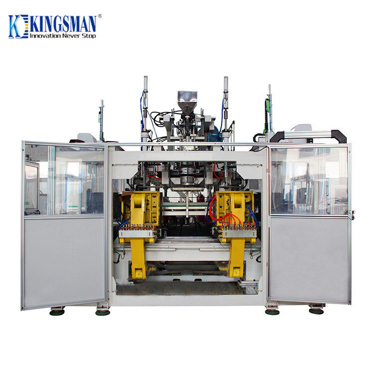 55KW Fully Automatic Blow Molding Machine , HDPE Blow Moulding Machine